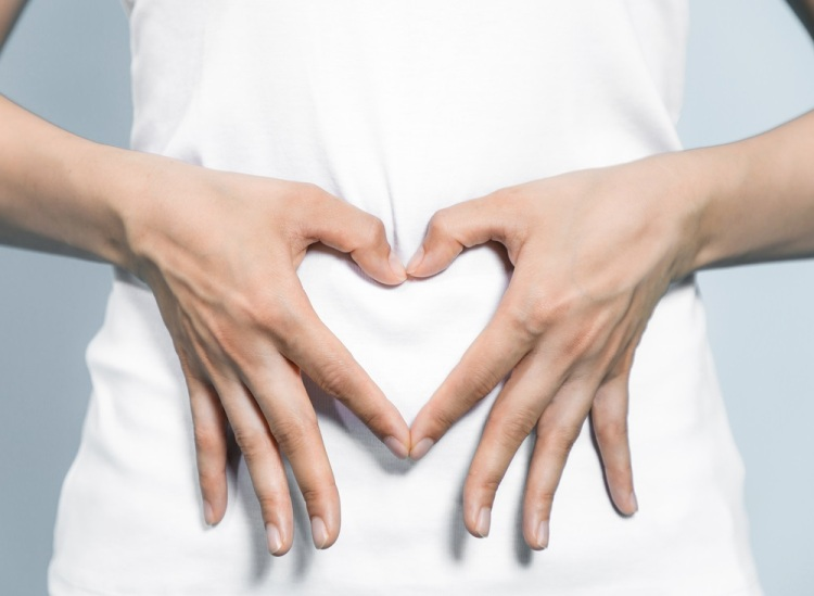 Gut health heart Shutterstock Strong Fit Well