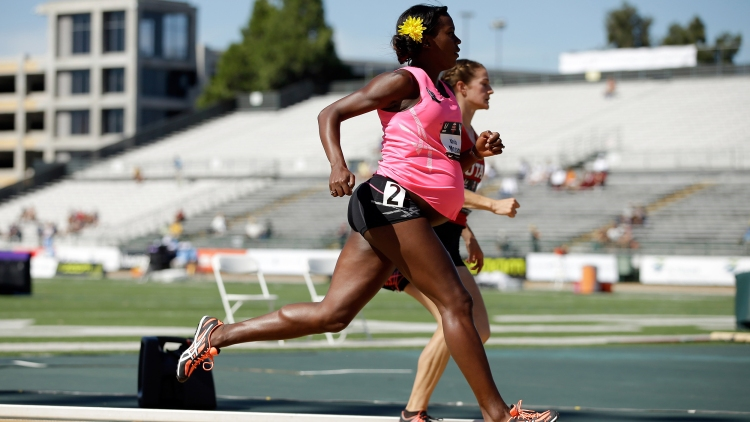 Image: USATF Outdoor Championships - Day 2