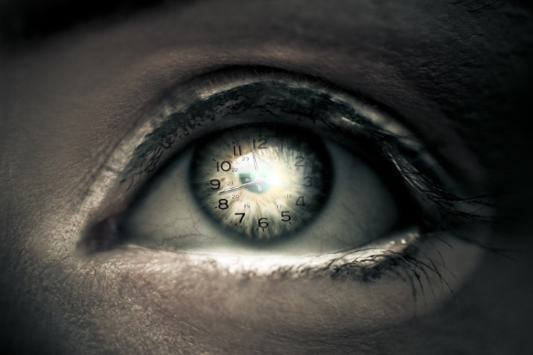 Body clock eye Shutterstock Strong Fit Well