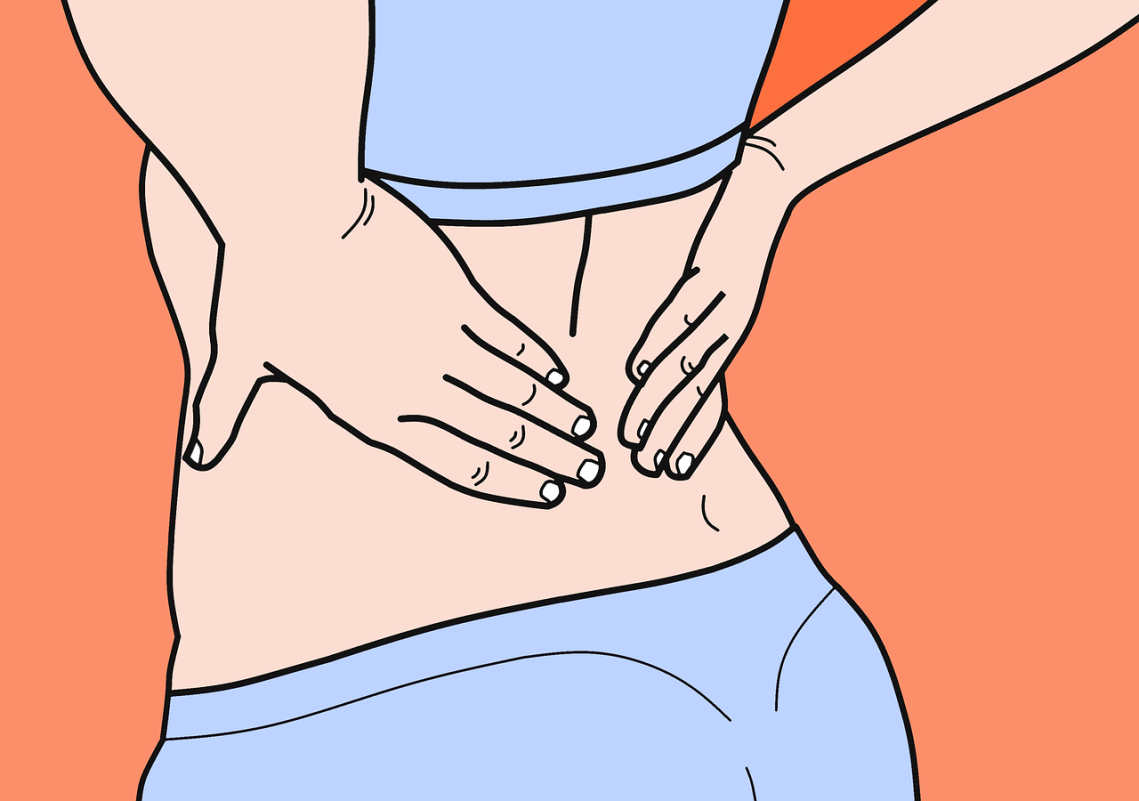 Back Pain Pixabay Strong Fit Well