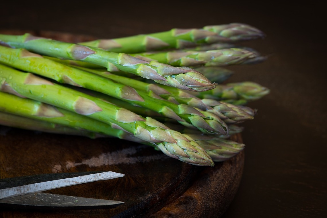 Asparagus Strong Fit Well
