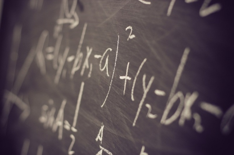 Maths equations chalk Shutterstock Strong Fit Well