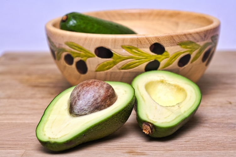 Avocado halves bowl Pixabay Strong Fit Well