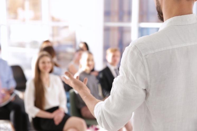 Expert presentation Shutterstock Strong Fit Well