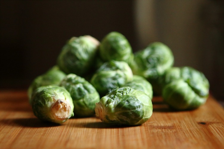 Brussels sprouts Strong Fit Well